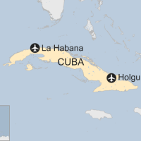 Cae  avión en Cuba con 113 personas a bordo. Cinco de los cuales eran niños.