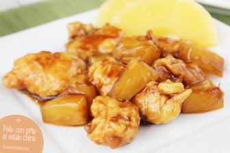 Pollo-al-estilo-chino-con-pina-Pequerecetas